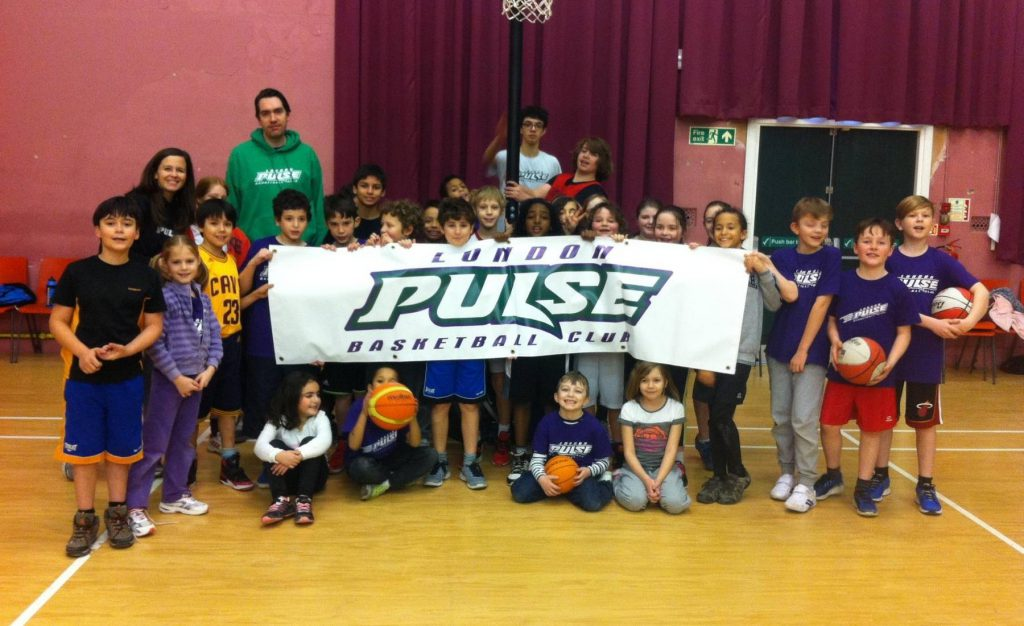 London Pulse Basketball Club
