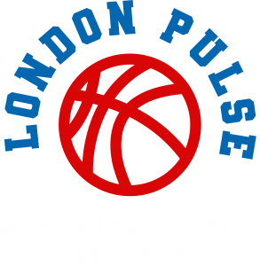 London Pulse Basketball Club Logo4